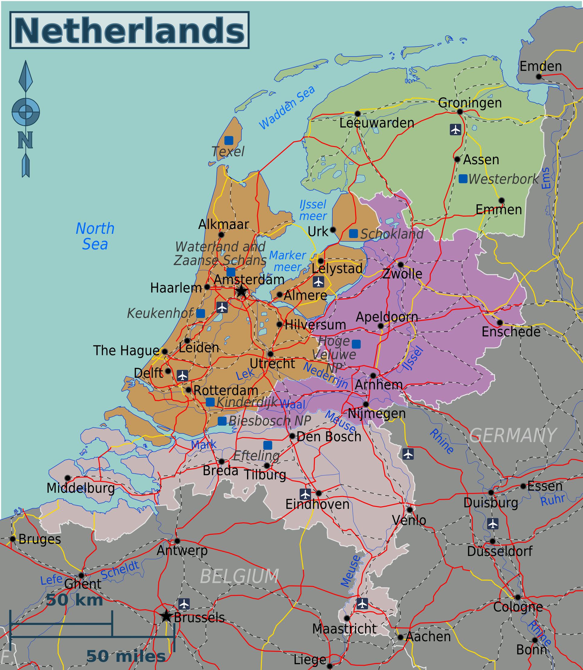 Holländische Grenze