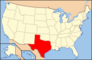 Map Of Texas Relief Map Worldofmapsnet Online Maps And - Full map of texas