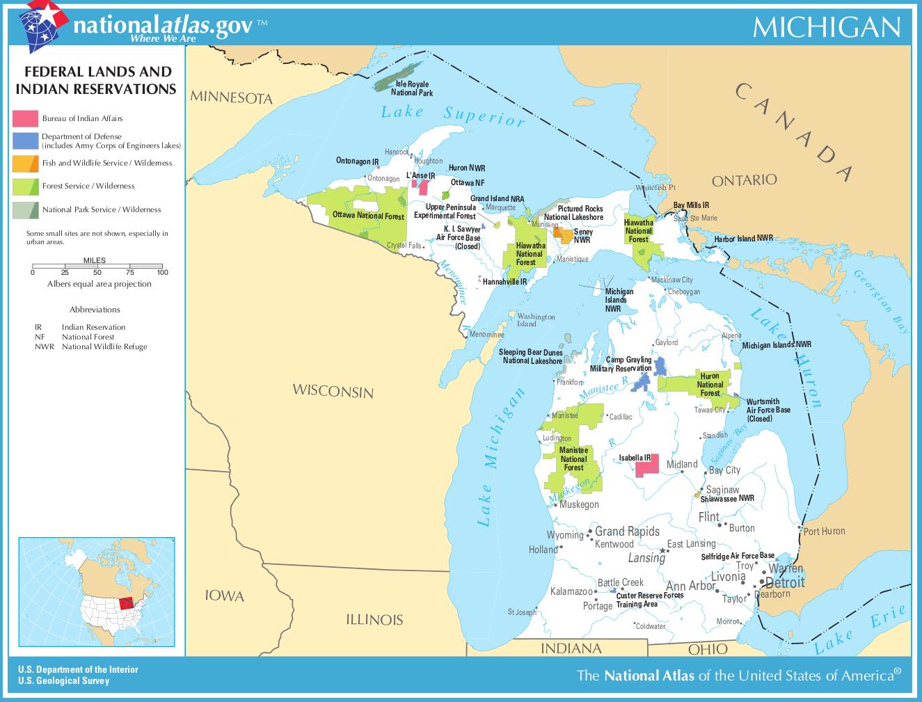 Tribal Nations Maps Datagov Trading Post Postcards Or Native