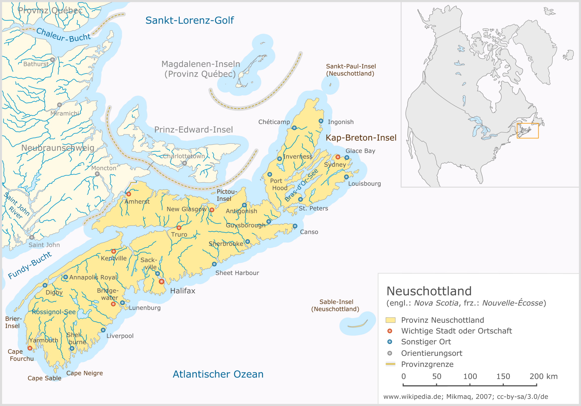 Map Of Cities In Nova Scotia Map Of Cities In Norway Map Of - Map of cities in norway