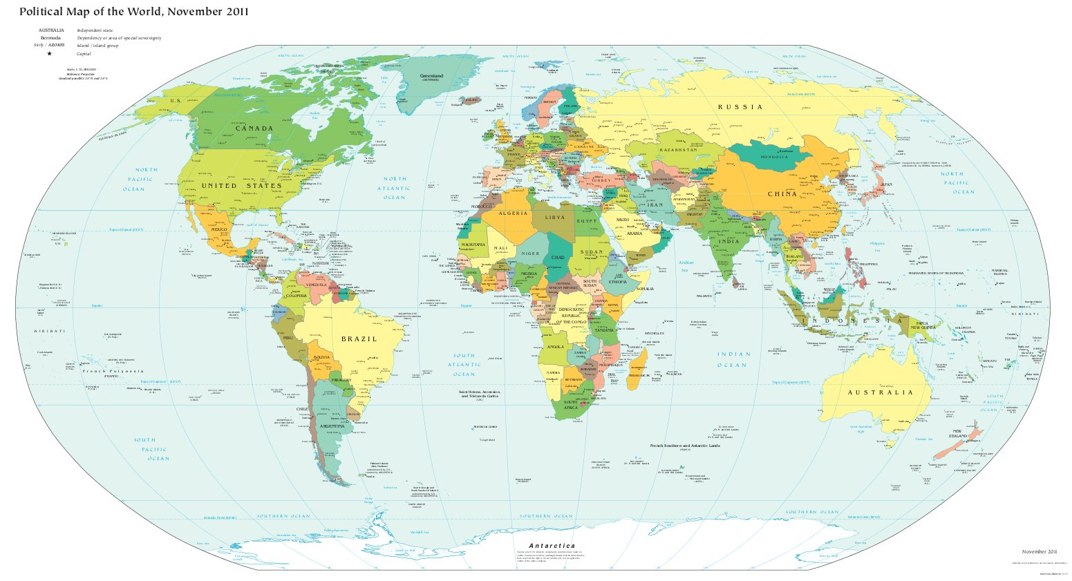 World map political map colored pdf worldofmaps online world map political map colored pdf gumiabroncs Choice Image