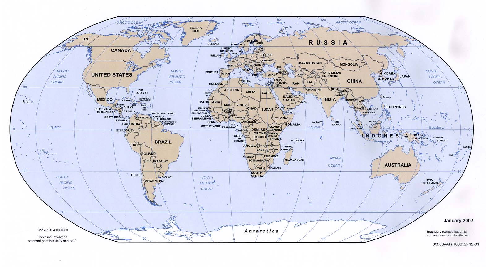 World Maps And World Atlas Worldofmaps Net Online Maps And